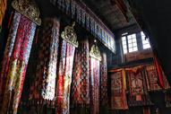 甘丹寺措钦大殿图片