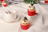下午茶甜品蛋糕图片