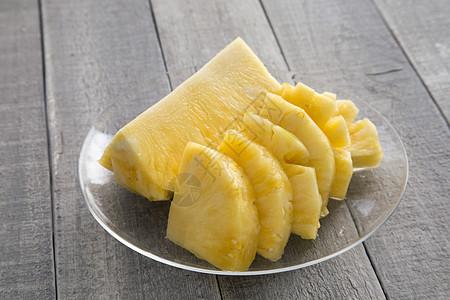 水果之菠萝图片