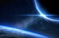 星空背景素材图片