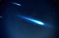 流星背景素材图片