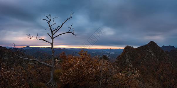 一览众山小天门山风景图片