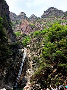 山间溪流图片