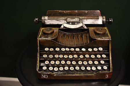 老式打字机图片