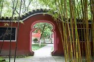 中式庭院图片