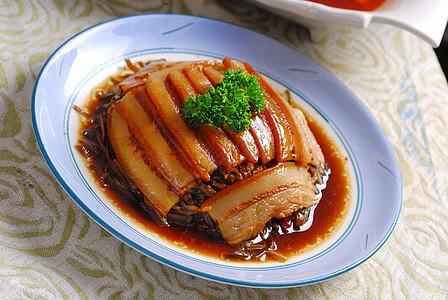 红焖红烧肉图片
