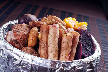清蒸五薯图片