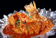 香脆番茄鱼图片