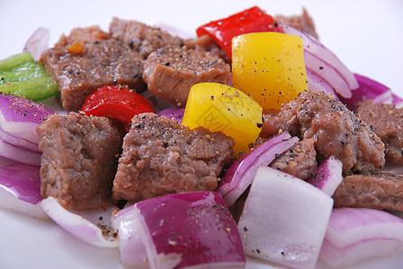 咖喱牛肉炖圆葱图片
