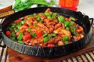 剁椒鸡胸肉图片