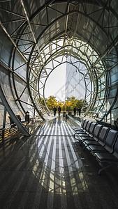时光隧道—金昌机场航站楼图片