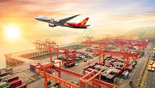 货物运输交通图片