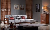 现代客厅沙发图片
