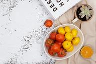 各种秋季水果图片
