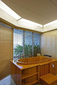浴室室内家居实景拍摄图片