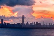 深圳城市天际线图片