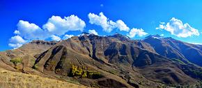 土耳其的岩石山图片