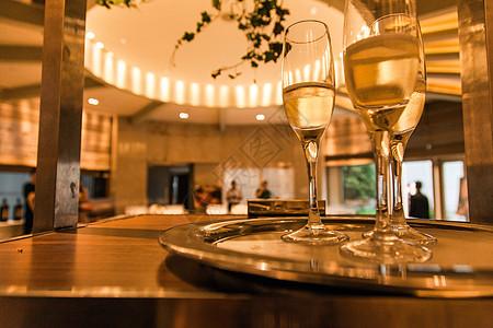 香槟美酒图片