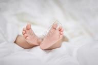 婴儿的脚丫图片