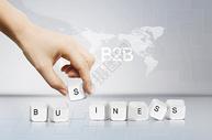 创意B2B全球电子商务图片