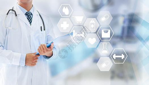 医疗大夫诊断技术图片