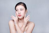 时尚美妆护肤美女图片