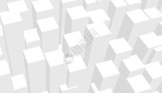 几何立体背景图片