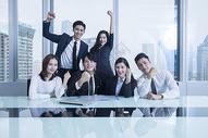 商务团队合作共赢500689967图片