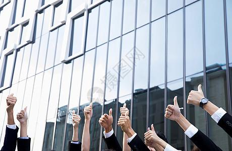 团队商务人像图片