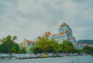 厦门大学教学楼图片
