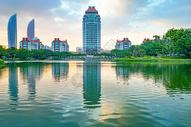 厦门大学芙蓉湖图片