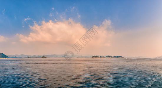 浙江淳安千岛湖图片