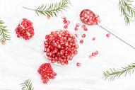 红石榴图片