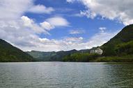 云和湖仙宫风景区图片