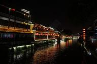 南京秦淮河风光风景图片