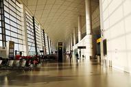 郑州国际机场内部照片图片