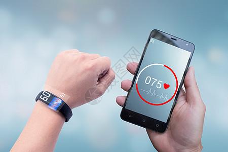 心率监测图片