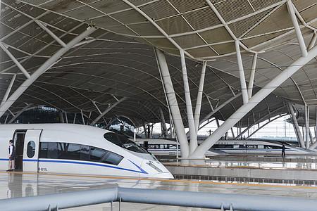 武汉高铁站及铁路交通枢纽图片