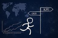 创意KPI与OKR图片
