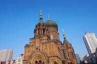 圣索菲亚大教堂图片