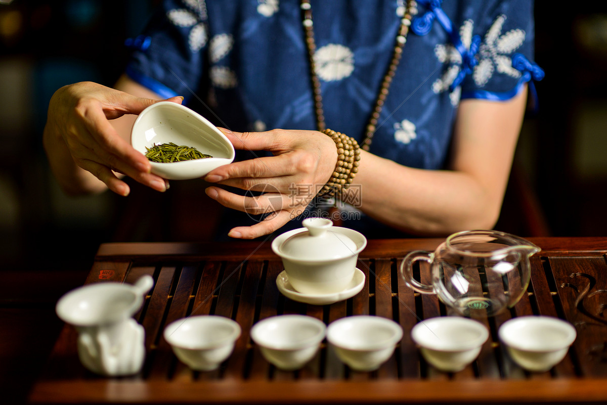 安吉白茶黄金茶