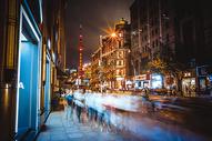 上海城市街景图片