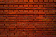 红砖墙r背景素材图片