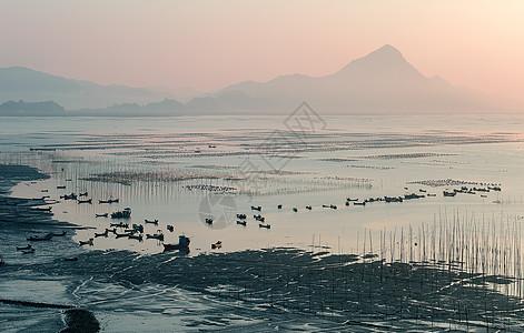福建霞浦水墨般的美景图片