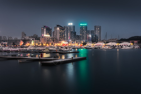 都市夜色图片