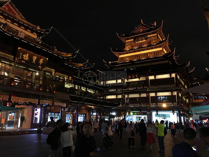 上海老城隍庙图片