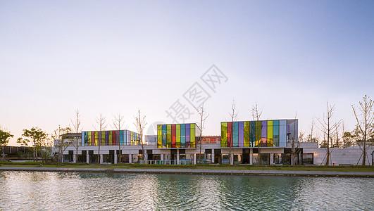 杭州钱江世纪公园图片