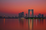 金鸡湖图片