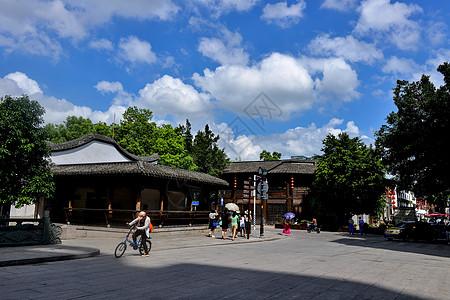 福州市著名游览景点三坊七巷图片