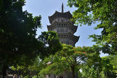 泉州开元寺图片
